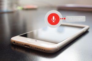 La recherche vocale sur Google et son impact sur le SEO